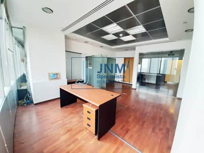 Office for Sale in Jumeirah Lake Towers (JLT), Dubai - Fitted Office with Pantry | Low Floor