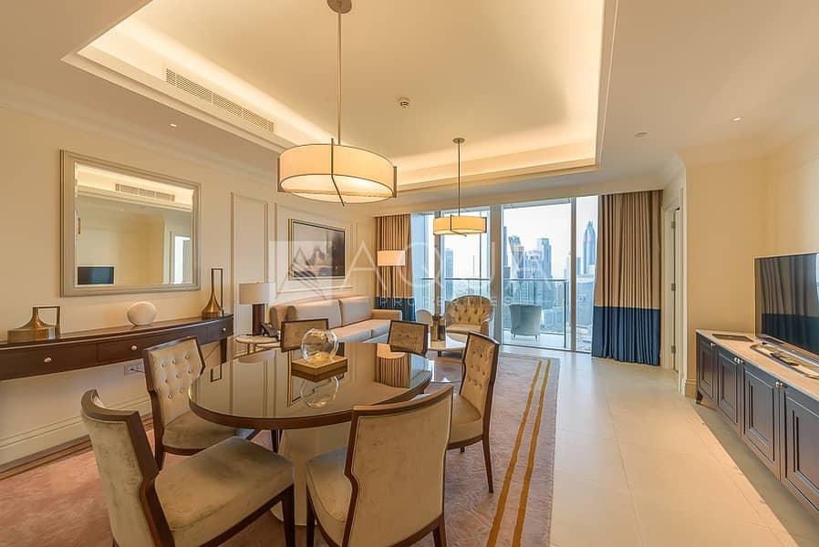 2 Luxury Furnished I Vacant I Exclusive |