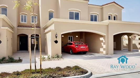 2 Bedroom Townhouse for Sale in Serena, Dubai - 4BR plus Maid Avail 85% Bank Finance Ready to Move