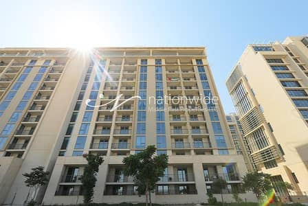 Vacant! Full Sea View 2 BR Apartment For 2 Cheques In Al Zein