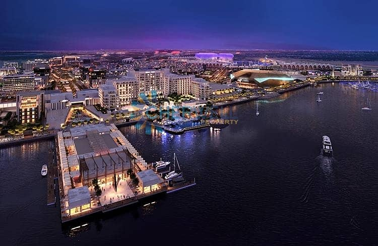 10 Invest In Residential & Commercial Plot In Yas Island
