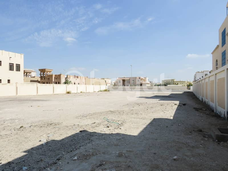 Land In Khalifa City A For Sale