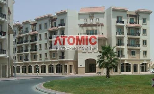 محل تجاري  للبيع في المدينة العالمية، دبي - HOTTT LOCATION : CHEAPEST AND CORNER  FRONT SIDE  VACANT SHOP FOR SALE IN GREECE CLUSTER ( CALL NOW ) -06