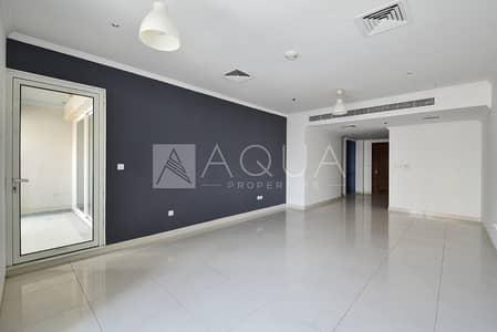 شقة 1 غرفة نوم للايجار في أبراج بحيرات الجميرا، دبي - Biggest 1 BR | Best Tower in JLT - Al Shera
