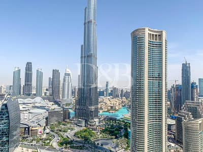 3 Bedroom Flat for Sale in Downtown Dubai, Dubai - EXCLUSIVE | FULL BURJ VIEWS | PRICED TO SELL
