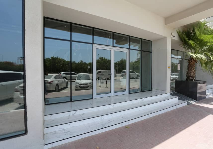 Spacious | Strategically Located | 85 Dhs PSF