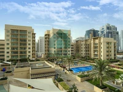 فلیٹ 2 غرفة نوم للايجار في الروضة، دبي - Pool View| Spacious 2  Bedroom  Apt | Al Ghozlan 3