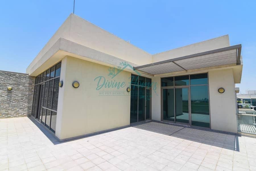 Pent House Full Green Majlis view Brand new