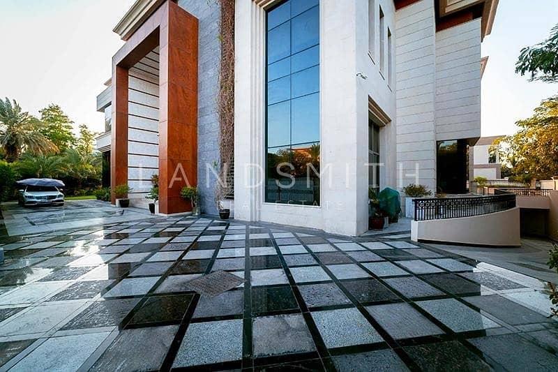19 Exclusive Luxurious 5BR Villa in Emirates Hills