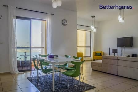 3 Bedroom Flat for Rent in Jumeirah Beach Residence (JBR), Dubai - Deluxe Sea Views | Furnished | Spacious & Bright