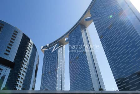 1 Bedroom Flat for Rent in Al Reem Island, Abu Dhabi - Live In This Comfortable 1 BR Apartment For 4 Payments