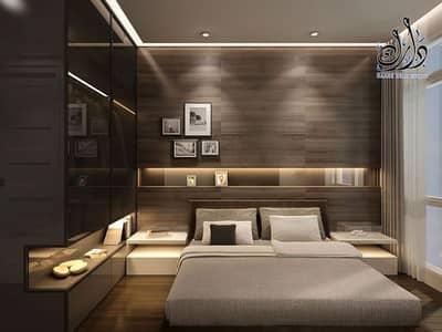 فلیٹ 1 غرفة نوم للبيع في مدينة الشارقة للواجهات المائية، الشارقة - Own 1 BHK Apartment  with a charming sandy beach view!