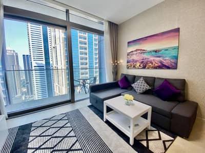 شقة 1 غرفة نوم للايجار في دبي مارينا، دبي - Luxury 1 Bed Room Fully Furnished all Inclusive