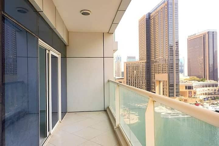 Bright  2 Bed room en suits with full Marina view