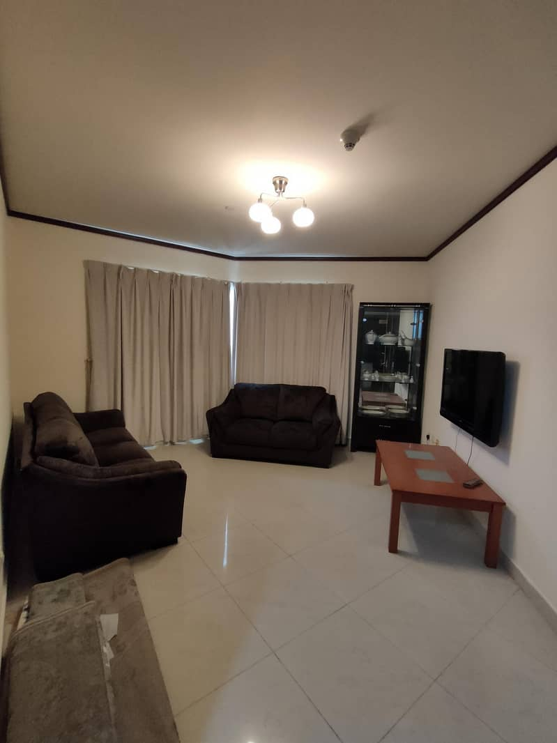 Fully Furnished 1BHK  With Balcony 42