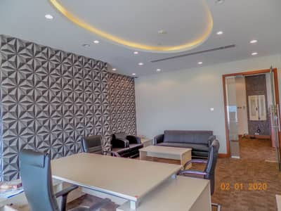 Office for Rent in Al Reem Island, Abu Dhabi - Manager Office