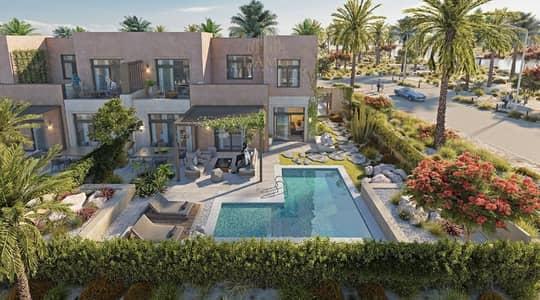 فیلا 3 غرف نوم للبيع في غنتوت، أبوظبي - Own 3 bedroom villa  with 6 years payment plan