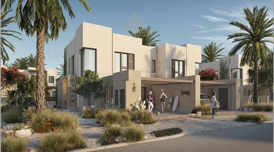 2 Bedroom Villa for Sale in Ghantoot, Abu Dhabi - Brand new villa in ghantoot with 6 years payment plan