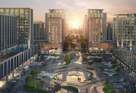 1 Bedroom Apartment for Sale in Al Ghadeer, Abu Dhabi - OWN 1 BED ROOM APARTMENT AT THE FINEST LOCATION BETWEEN ABU DHABI & DUBAI