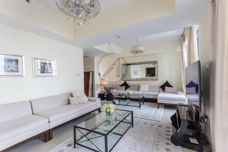 3 Bedroom Penthouse for Rent in Downtown Dubai, Dubai - Burj Khalifa and Fountain View| Furnished | Price reduced