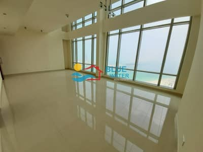 3 Bedroom Apartment for Rent in Corniche Area, Abu Dhabi - Deal of the Week   2 Br Duplex   Sea View   All Facilities