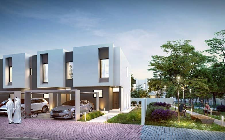 Splendid 4 Bedrooms with Maid's Room Townhouse in Sharjah