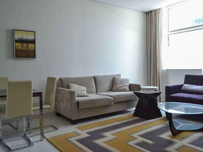 13 Fully Furnished Hotel Apartment  CourJardin