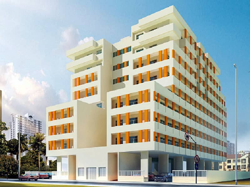 Family Bldg | One BR With Balcony | Al Falak Residency,DSO | Yearly Rent AED: 29,999/-