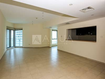 1 Bedroom Flat for Rent in Dubai Marina, Dubai - Spacious Unit | 1 Bed | Full Marina View
