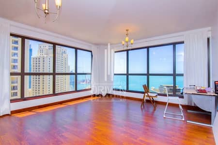 4 Bedroom Apartment for Sale in Jumeirah Beach Residence (JBR), Dubai - Amazing 4 Bed Apartment with Panoramic View