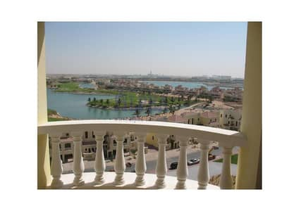 Studio for Sale in Al Hamra Village, Ras Al Khaimah - Furnished Studio! Wonderful Lagoon View