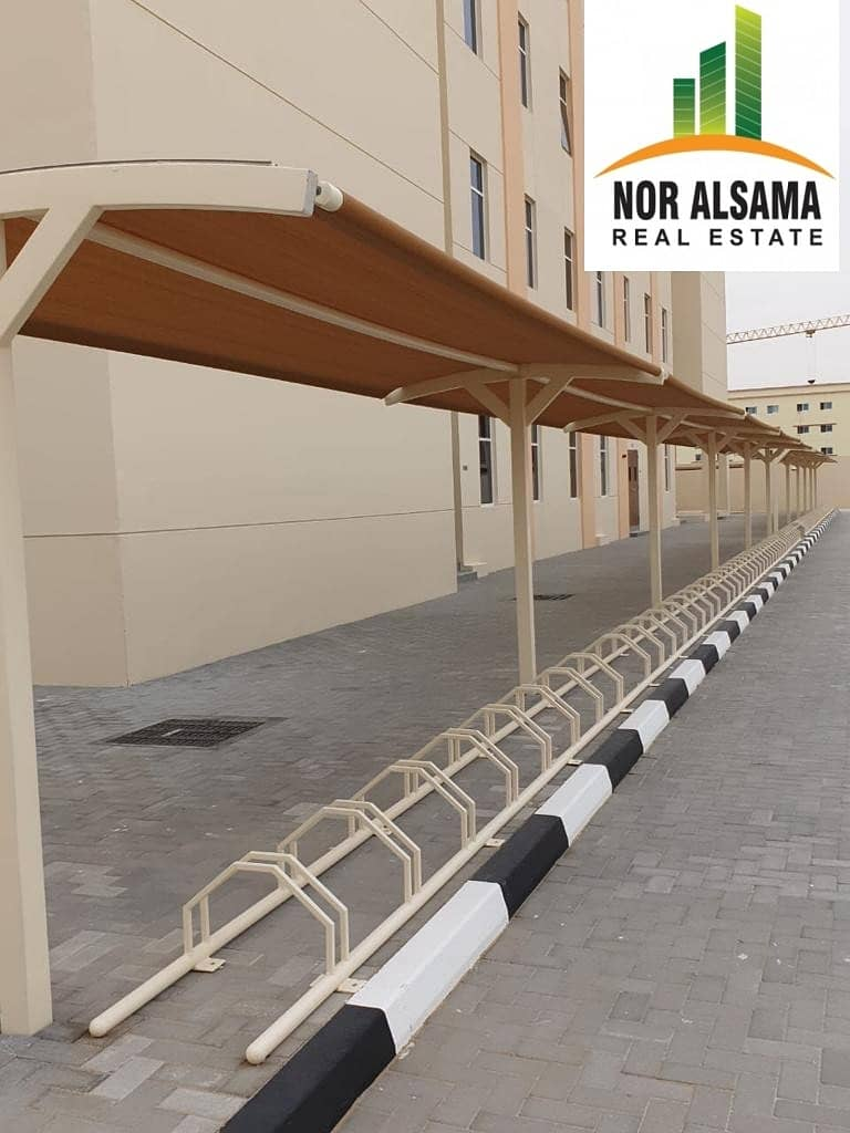 12 Attractive Price!! In DIC Labour Camp for Rent only in AED 400/- ( all in)
