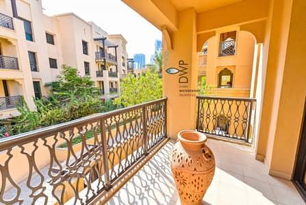 شقة 1 غرفة نوم للايجار في المدينة القديمة، دبي - Beautiful 1BR in Old Town