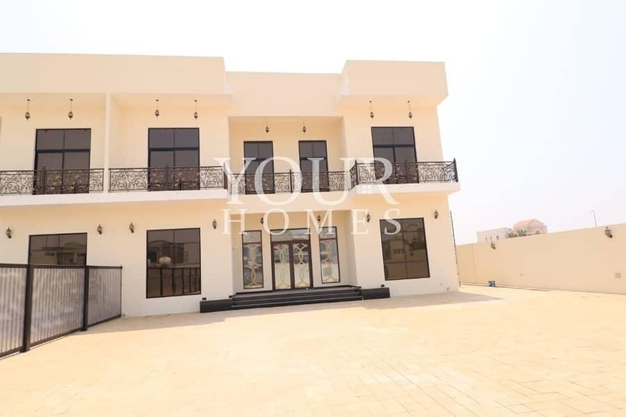 EM | 6 Bedroom villa in Nad Al Sheba 3