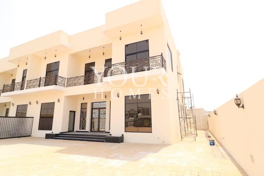 2 EM | 6 Bedroom villa in Nad Al Sheba 3