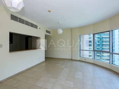 3 Bedroom Apartment for Rent in Dubai Marina, Dubai - 3 BR + Maid | Spacious Unit | Full Marina View