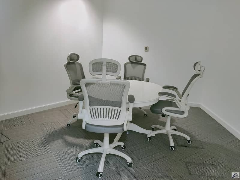 11 Best for 6! Luxury Office With High View In Burjuman Business Center