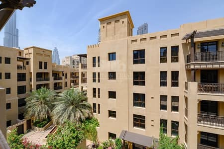 2 Bedroom Apartment for Rent in Old Town, Dubai - Prime location