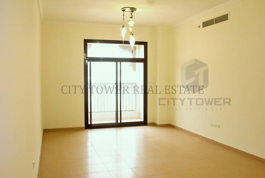 2 Massive 2 Bed+ Maid Room Full Fitted Kitchen.