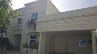 One Month free, Semi Independent villa with Swimming pool in Al  Safa 1