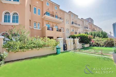 تاون هاوس 5 غرف نوم للبيع في قرية جميرا الدائرية، دبي - Five Bedroom | Vacant | Largest Mirabella