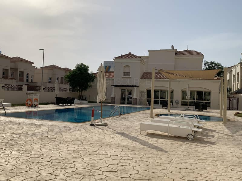 Beautiful Family Compound Villa with all shared facilities in Al Barsha 1