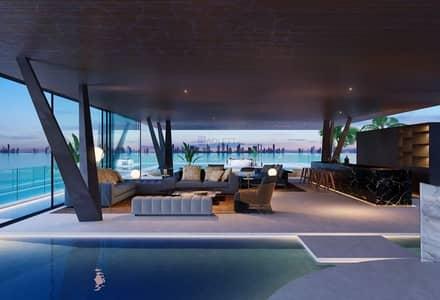فیلا 5 غرف نوم للبيع في جزر العالم، دبي - Luxurious Beach Villa |Ocean View |Last  Villa Left