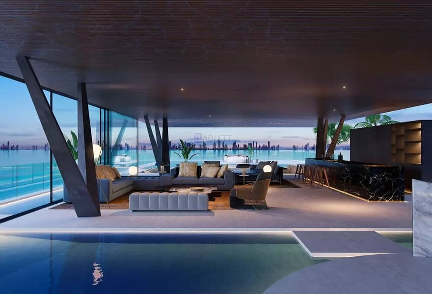 Luxurious Beach Villa  Ocean View  Last  Villa Left