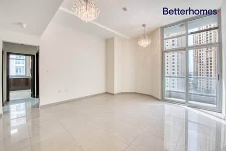 1 Bedroom Flat for Sale in Dubai Marina, Dubai - VACANT|Unfurnished|Mid Floor|Newly Maintained