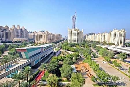فلیٹ 1 غرفة نوم للبيع في نخلة جميرا، دبي - New to Market   Sunset View   1 Bedroom