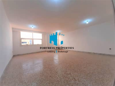4 Bedroom Flat for Rent in Tourist Club Area (TCA), Abu Dhabi - Dazzling & Impeccable 4BR Apart | Maids Room | Laundry & Storage Area