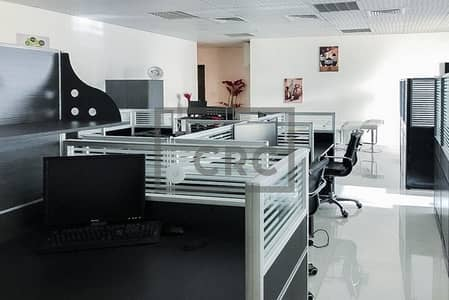 Office for Rent in Business Bay, Dubai - Fitted|Chiller Included|Inside Pantry&Toulet;