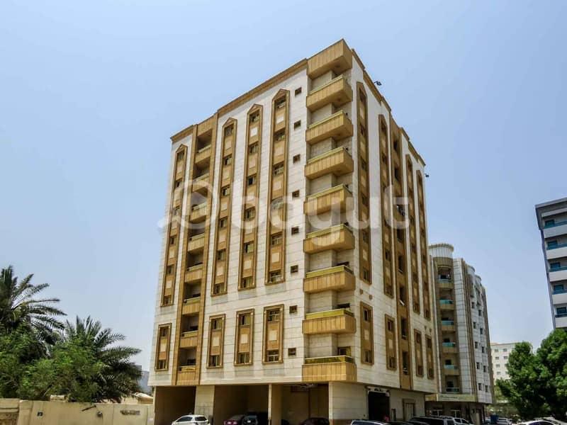 Masha Allah Building