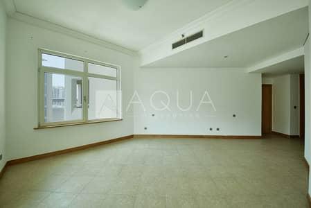 شقة 2 غرفة نوم للبيع في نخلة جميرا، دبي - Full sea view | 2 Balconies | F type RHS